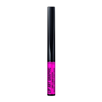 Poze Tus pentru buze RIMMEL LIP ART GRAFFITI liquid lipstick & liner - 870 Own Your Power