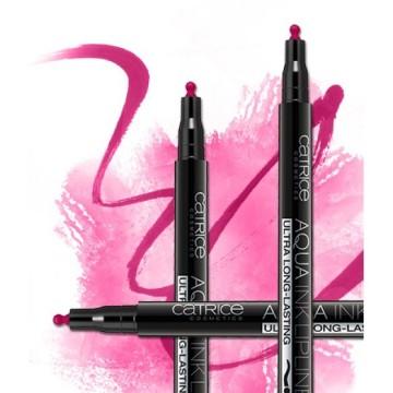 Creion de buze Catrice AQUA INK LIPLINER 040 Back To The Fuchsia
