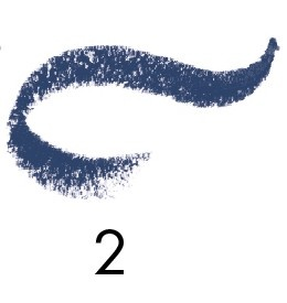 Creion de ochi Deborah Extra Eye Pencil 2 Deep Blue, 1.5 g