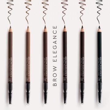 Poze Creion de sprancene Brow Elegance All Day Precision Liner  No 4