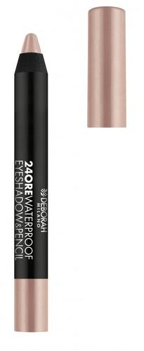 Poze Creion fard de ochi Deborah 24 Ore Waterproof Eyeshadow&Pencil 2