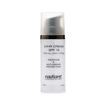 Crema de fata Radiant 24HRS CREAM SPF 15 (ALL SKIN TYPES) 50 ML