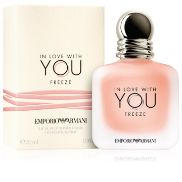 Poze Emporio Armani In Love With You Freeze EDP 100 ml