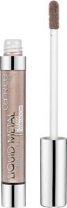 Fard de ochi Catrice Liquid Metal Longlasting Cream Eyeshadow 040 Brown Under