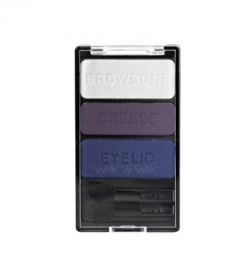 Poze Fard de pleoape Wet n Wild Color Icon Eyeshadow Trio Can't Touch This 3.5 g