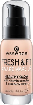Poze Fond de ten Essnce FRESH & FIT AWAKE MAKE UP 20 Fresh Nude 30ml