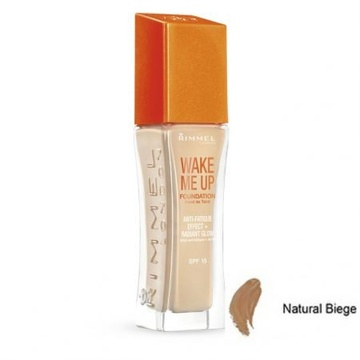 Poze Fond de Ten Rimmel Wake Me Up, 400 Natural Beige