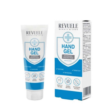 Poze Gel dezinfectant pentru maini Revuele Hand Gel Advanced 100ml