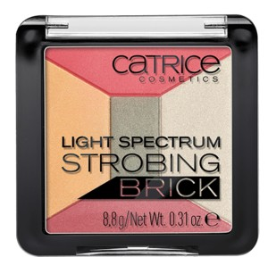 Poze Iluminator Catrice Light Spectrum Strobing Brick 020 Spirit of Africa 8,8g