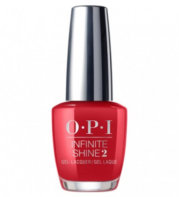 Poze Lac de unghii OPI INFINITE SHINE - Big Apple Red