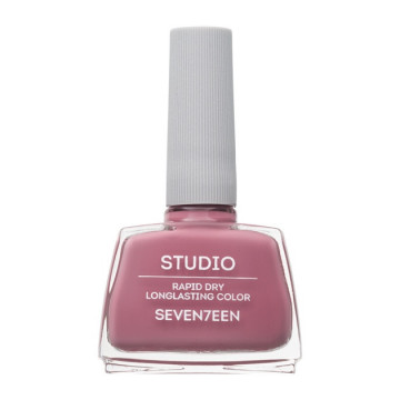 Lac de unghii Seventeen STUDIO RAPID DRY LASTING COLOR No 136