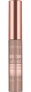 Poze Mascara semipermanenta pentru sprancene Catrice Brow Colorist Semi-Permanent Brow Mascara 010 Light
