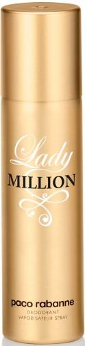 Paco Rabanne LADY MILLION DEO SPRAY 150ML
