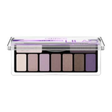 Paleta farduri de ochi Catrice THE EDGE LILAC COLLECTION EYESHADOW PALETTE 010 Purple Up Your Life