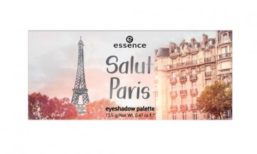 Paleta farduri de ochi Essence SALUT PARIS EYESHADOW PALETTE 02