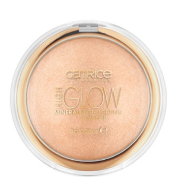 Pudra minerala Catrice HIGH GLOW MINERAL HIGHLIGHTING POWDER 030 Amber Crystal
