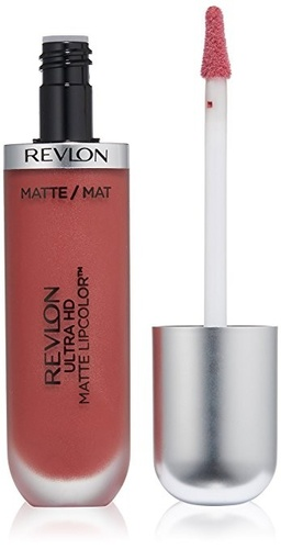 Poze Revlon Ultra HD Matte Lip Color 655 Kisses