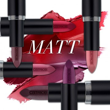 Poze Ruj Catrice Ultimate Matt Lipstick 020 From Rose With Love…