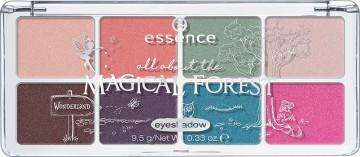 Poze Tursa farduri de ochi Essence all about the magical forest eyeshadow 07