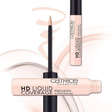 Poze Anticercan Catrice HD Liquid Coverage Precision Concealer 010 Light Beige