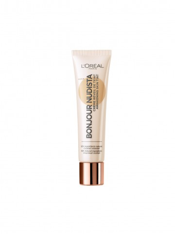 Poze BB Cream L'Oreal Paris Bonjour Nudista Medium Light - 30 ml