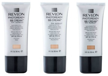Poze BB Cream Revlon PhotoReady Skin Perfector Light/ Medium 020