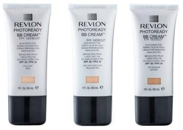 BB Cream Revlon PhotoReady Skin Perfector Light/ Medium 020