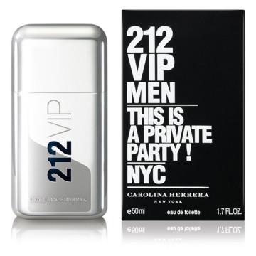 Carolina Herrera 212 VIP Men EDT Apa de Toaleta