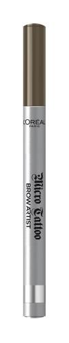 Poze Creion de sprancene cu varf tip carioca L'Oreal Paris Brow Artist Micro Tattoo 105 Brunette - 5g