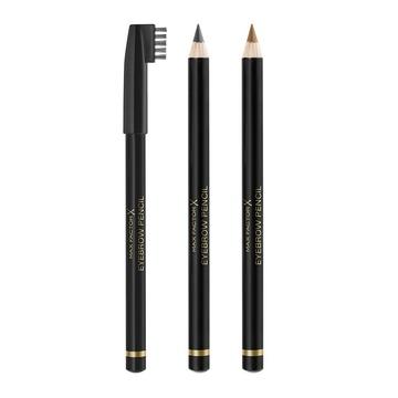 Creion de sprancene Max Factor EYEBROW PENCIL 01 Ebony