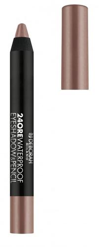 Creion fard de ochi Deborah 24 Ore Waterproof Eyeshadow&Pencil 3