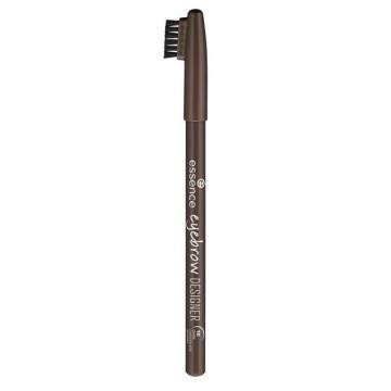 Poze Creion pentru sprancene Essence EYEBROW DESIGNER 10 dark chocolate brown