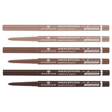 Creion pentru sprancene Essence MICRO PRECISE EYEBROW PENCIL 03 dark brown