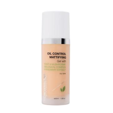 Crema pentru tenul gras Seventeen OIL CONTROL MATTYFYING GEL 50 ML (OILY SKIN)