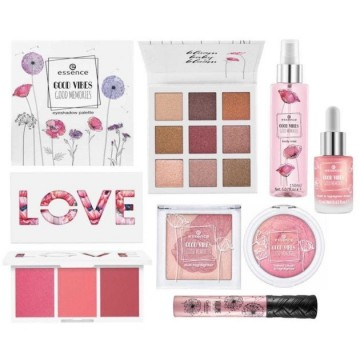 Poze Fard de obez Essence good vibes good memories baked blush & highlighter 01