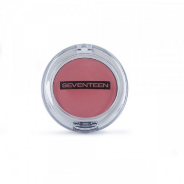Poze Fard de obraz Seventeen Pearl Blush Powder  No 1 - Rose