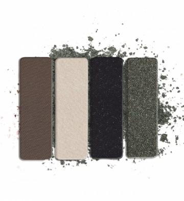 Fard de ochi Wet n Wild Color Icon Eyeshadow Quads - Lights Out