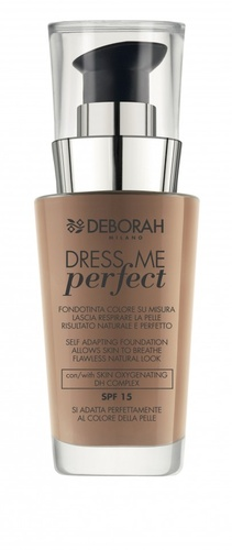 Poze Fond de ten Deborah Dress Me Perfect FDT 04 Apricot, 30 ml