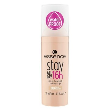 Poze Fond de ten Essence STAY ALL DAY 16H LONG-LASTING 15 soft creme