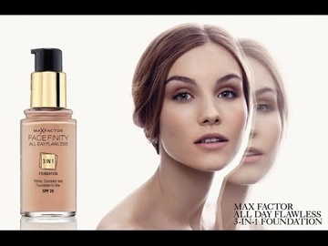 Poze Fond de ten Max Factor All Day Flawless 3 in 1 50 Natural