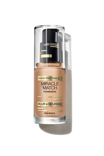 Poze Fond de ten Max Factor Miracle Match 65 Rose Beige
