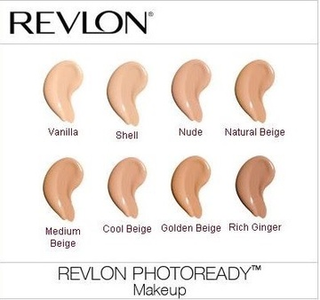 Poze Fond de ten Revlon PhotoReady Airbrush Effect  Medium Beige 006