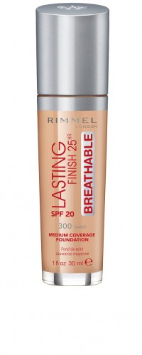 Fond de ten Rimmel Lasting Finish Breathable 300 30ml
