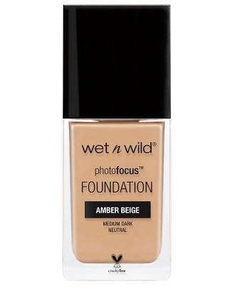 Fond de ten Wet n Wild  Photo Focus Foundation 373 Amber Beige