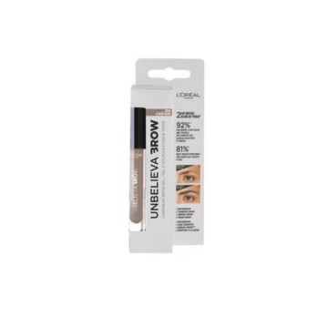 Poze Gel sprancene L'Oreal Paris UNBELIEVA BROW 104 Chatain – 3.4ml