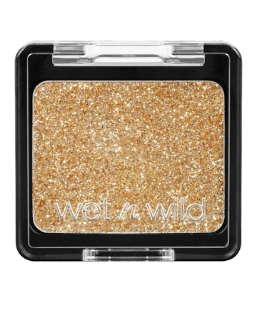 Poze Glitter Wet n Wild Color Icon Glitter Single Brass, 1.4 g