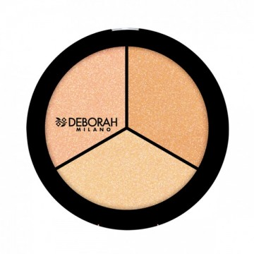 Poze Iluminator Deborah Secrets of Strobing Trio Highlighter Palette