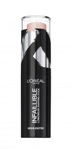 Iluminator stick L'Oreal Paris Infaillible Shaping Stick 503 Slay in Rose - 9g