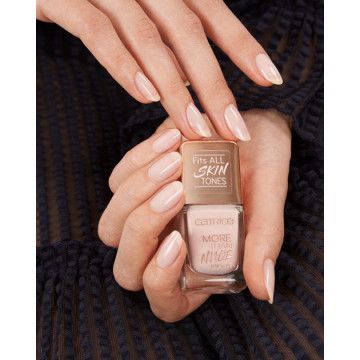 Lac de unghii Catrice MORE THAN NUDE NAIL POLISH 06 Roses Are Rosy