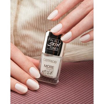 Lac de unghii Catrice More Than Nude Nail Polish 10